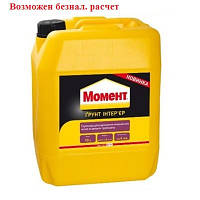 Грунтовка МОМЕНТ Интерьер 5 л