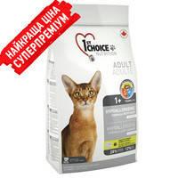 1st CHOICE (Фест Чойс) Hypoallergenic - гипоаллергенный корм с мясом утки для кошек 2.72 кг
