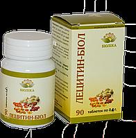 Таблетки лецитин-биол (90 шт.)