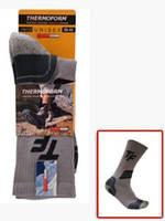 Сезонные носки. 65% Термолит, 15% Хлопок, 18% Полиамид, 2% Эластан. 21