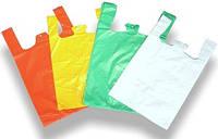 Полиэтиленовые пакеты майка №0 18*30 см/уп.250шт