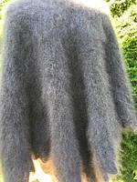 Хустина тепла з козиного пуху 105*105 см