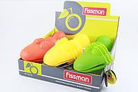 Силиконовая рукавица в форме лягушки 10 см Fissman (PR-7707.GL)