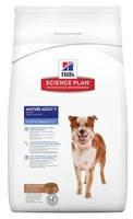 Hills (Хилс) Science Plan™ Canine Mature Adult 7+ Active Longevity™ Medium Lamb & Rice Ягненок с рисом для взрослых собак средних пород старше 7 лет
