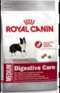 Royal Canin MEDIUM DIGESTIVE CARE сухой корм для собак средних пород с особенностями пищеварительной системы 3 кг
