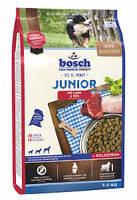 BOSCH Junior Lamb & Rice - Полнорационный корм для щенков с чувствительным пищеварением 15 кг+подарок