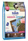 BOSCH Junior Medium - Полнорационный корм для щенков средних пород 15 кг+подарок