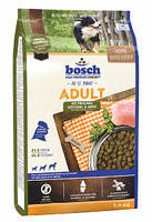 BOSCH Adult Poultry & Spelt - Полнорационный корм для взрослых собак со средним уровнем активности 15 кг