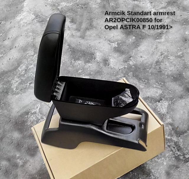 AR2OPCIK00850 Armcik Standart armrest Opel Astra F 1991-1997