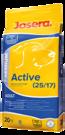 Josera Premium Active сухой корм для взрослых активных собак для силы и выносливости 20 кг + подарок