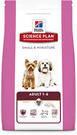 Hills (Хилс) Science Plan™ Canine Adult Small & Miniature Курица и Индейка для взрослых собак малых и миниатюрных пород 1,5 кг