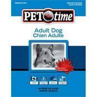 PET TIME Adult dog food корм для взрослых собак 15 кг + подарок
