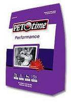 PET TIME  Performance корм для взрослых собак 15 кг + подарок