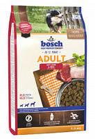 BOSCH Adult Lamb & Rise - Полнорационный корм для взрослых собак со средним уровнем активности 3 кг