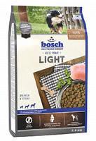 BOSCH  Light - Полнорационный корм для собак, склонных к полноте, и с избыточным весом 1 кг