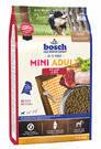 BOSCH  Adult Mini Lamb & Rice - Полнорационный корм для взрослых собак маленьких пород 15 кг