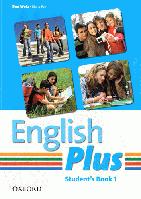 English Plus 1 Student's Book (Учебник/підручник по английскому языку, 1уровень)