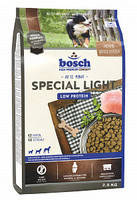 Bosch SPECIAL LIGHT -  Полнорационный корм с пониженным содержанием белка и минеральных веществ 2.5 кг