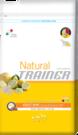 TRAINER® NATURAL ADULT MINI With Chicken Rice & Aloe Vera – полноценный корм для взрослых собак мелких пород от 10 месяцев до 8 лет: с курицей, рисом