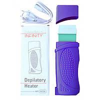 Infinity Воскоплав для воска 100 мл фиолетовый