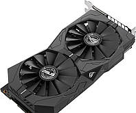 Видеоадаптер ASUS NVidia GTX1050Ti GAMING ROG STRIX (4 GB