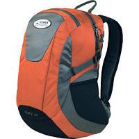 Рюкзак Terra Incognita Trace 22 оранжевый/серый