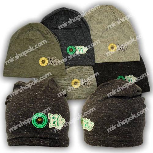 Трикотажные шапки для мальчика, 782