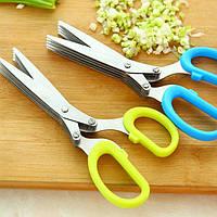 Ножницы кухонные для зелени высокого качества. Практичный и стильный дизайн. Купить онлайн. Код: КДН2251
