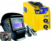 Сварочный инвертор GYS Gysmi E160 + Маска LCD Techno 11
