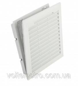 Решетки с фильтрами для вентиляции 110х120х27мм