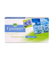 «Масляный экстракт семян льна» в капсулах при опухолевых процессах