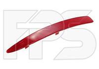 Отражатель в бампер Skoda Octavia A5 09-13 левый (FPS)