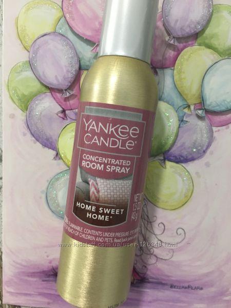 Освежитель воздуха Yankee Candle Дом, родной дом
