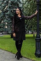 Женское пальто в классическом стиле