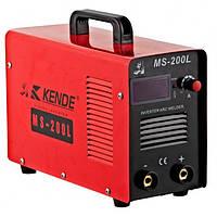 Сварочный инвертор Kende MS-200 L