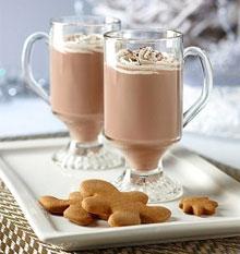 Какао напитки