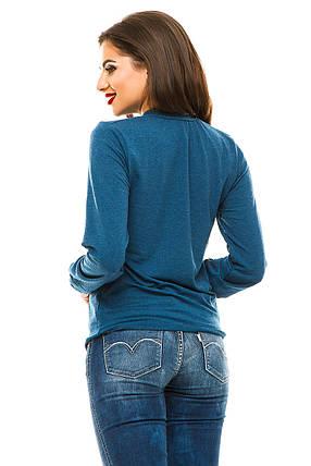 Водолазка кашемир 362 джинс, фото 2