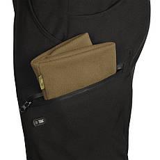 M-Tac брюки Soft Shell Winter Black, фото 2
