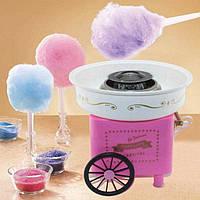 Аппарат для сахарной ваты Carnival – Cotton Candy Maker на колесиках. Высокое качество. Купить. Код: КДН2253