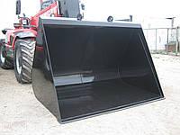 Ковш на погрузчик 3,7м.куб. (новый) Manitou JCB Claas и другие