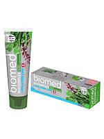 Зубная паста комплексная натуральная Biomed 100г (Швейцария) Biocomplex (долгая свежесть дыхания)