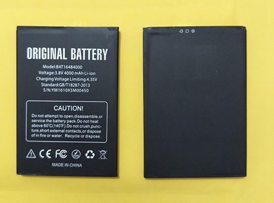 Акумулятор батарея для DOOGEE X5 Max / X5 Max Pro