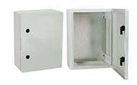 Пластиковый щит с монтажной панелью 400х500х190 IP65