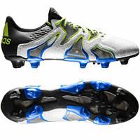 Бутсы футбольные Adidas X 15+ SL FGAG AF4693, фото 1