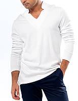 Пуловер мужской белый опт и розница: Mww - 4803