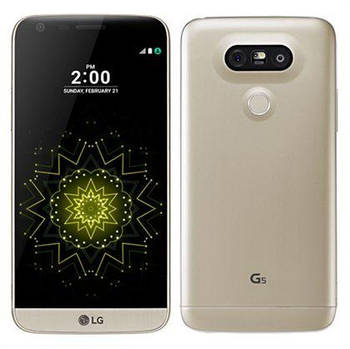 Смартфон LG H850 G5 (Gold)