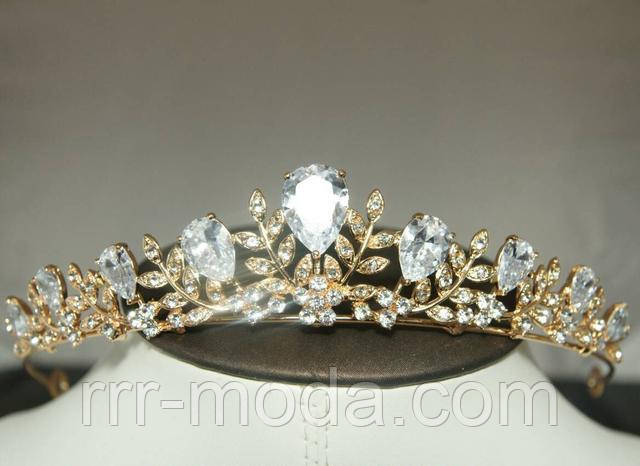 Свадебные нежные короны оптом