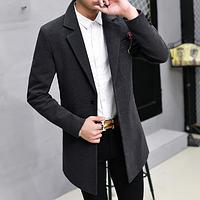 Мужской теплый пиджак. Модель 61537