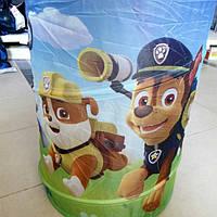 Корзина для игрушек Щенячий патруль