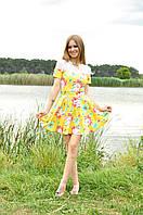 Платье AM-3146 (желтый), фото 1